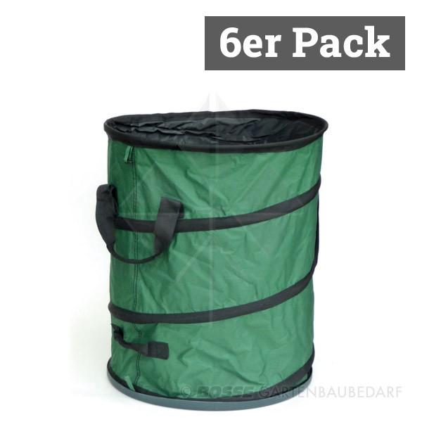 Profi-Laubsack 100 Liter im 6er Pack