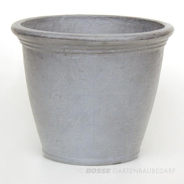 Topf Kiri grau