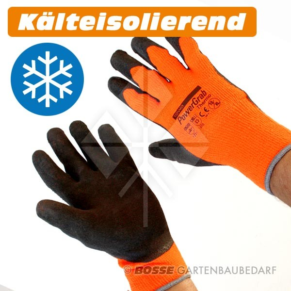Handschuhe POWER GRAB Thermo