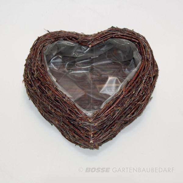 Birkenreisig Herz