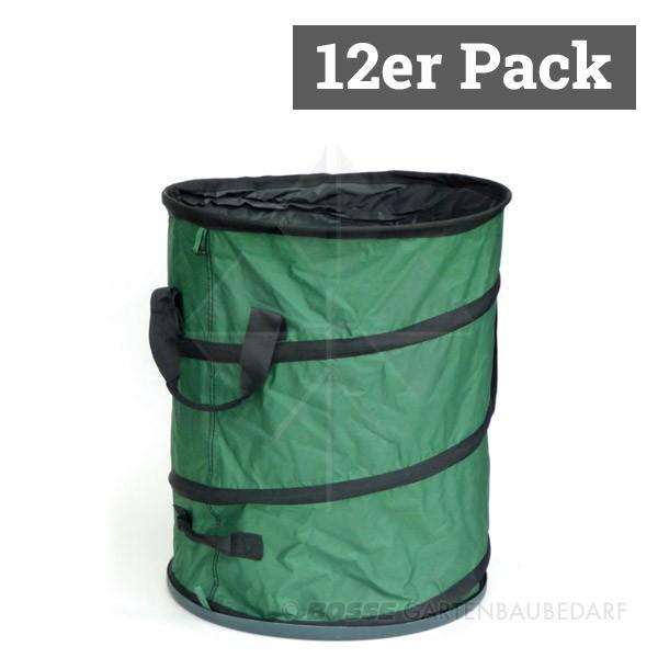 Profi-Laubsack 100 Liter im 12er Pack