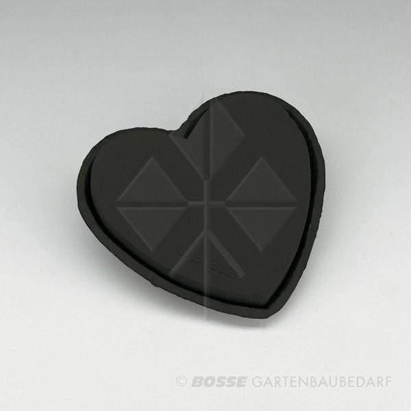 Black Biolit® Herz