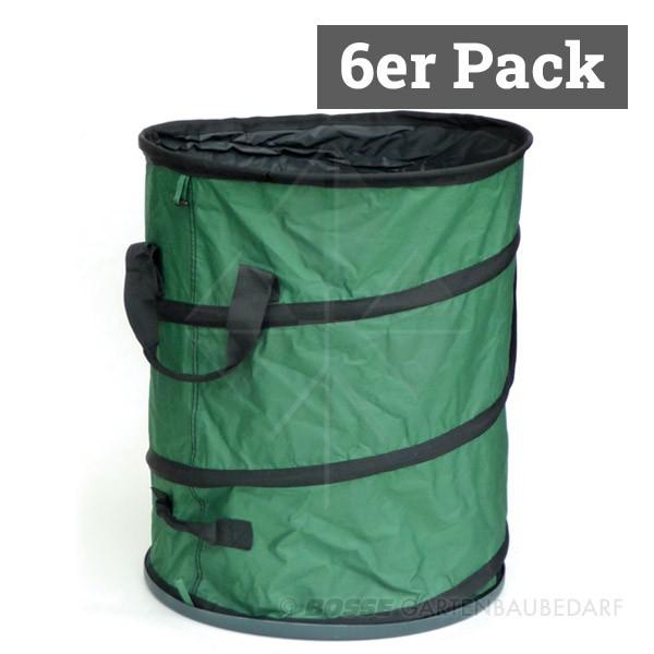 Profi-Laubsack 175 Liter im 6er Pack