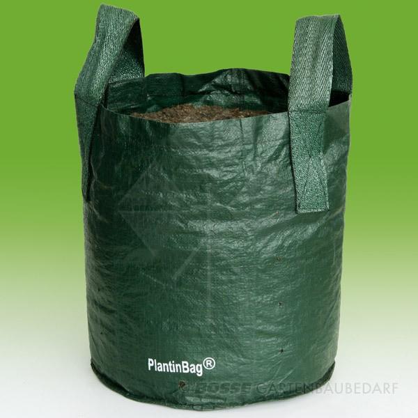 Baumschulcontainer PlantinBag® grün