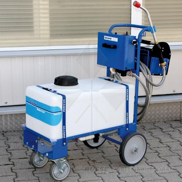 Bewässerungswagen 76