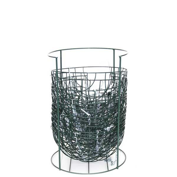 Hanging Baskets im Displayständer